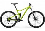 Горный велосипед Merida Big.Nine SLX-Edition (2021) серый/зеленый L