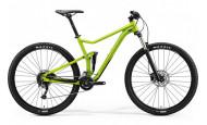 Велосипед Merida Trail черный/серый XL
