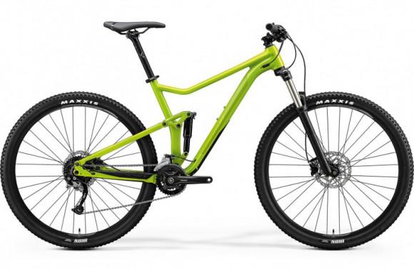 Женский велосипед Merida Crossway 100 Lady (2021) синий 55см