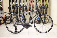 Велосипед Merida Scultura Rim 400 (2021) красный 47см