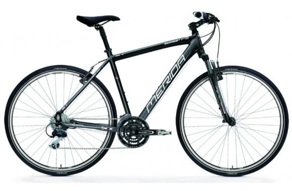 Городской велосипед Merida Crossway 100-V (2012)