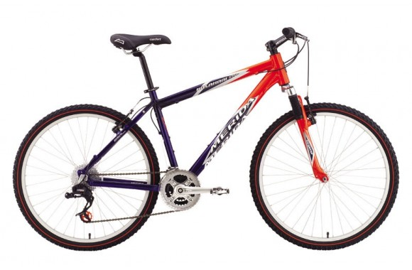 Горный велосипед Merida Kalahari 570 SX (2004)