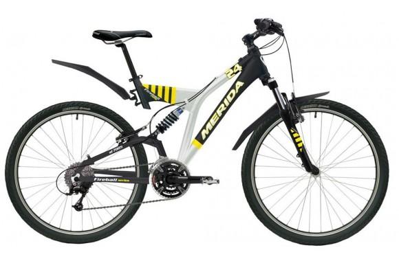 Двухподвесный велосипед Merida Fireball Comp-v (2006)