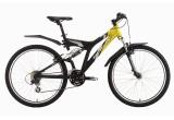 Двухподвесный велосипед Merida Fireball Pro (2004)