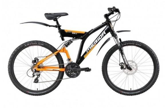 Двухподвесный велосипед Merida Fireball-D (2011)