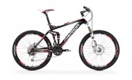 Двухподвесный велосипед Merida One-Twenty carbon 800-D-N2 (2011)