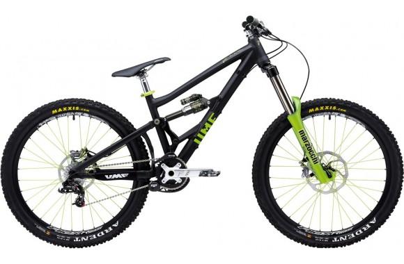 Двухподвесный велосипед Merida FREDDY Team (2012)