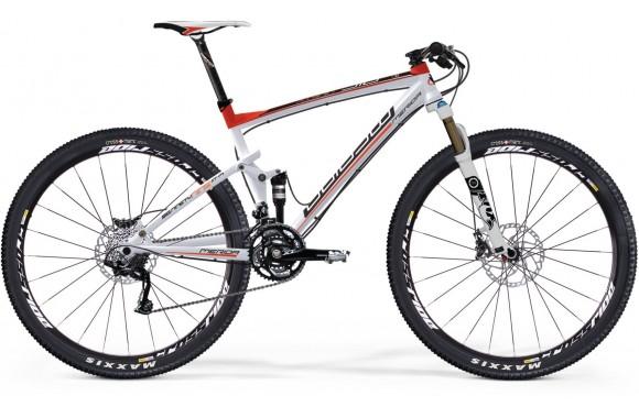 Двухподвесный велосипед Merida BIG NINETY-NINE XT-M (2013)