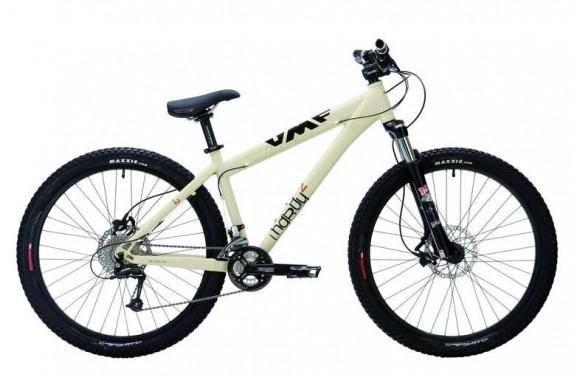 Экстремальный велосипед Merida HARDY 2 DISC (2008)