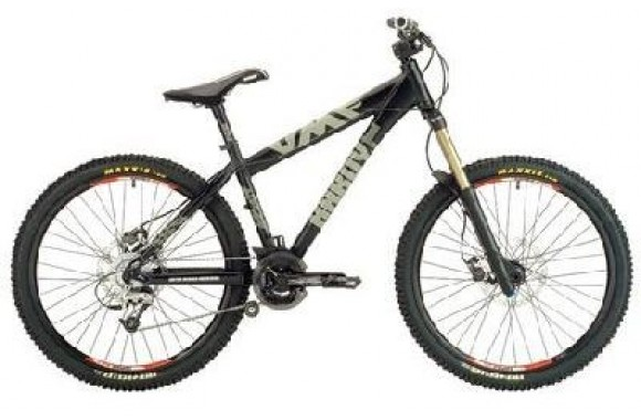 Экстремальный велосипед Merida Hardy 1 Team (2006)