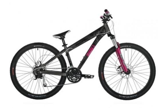 Экстремальный велосипед Merida HARDY 4 DISC (2011)