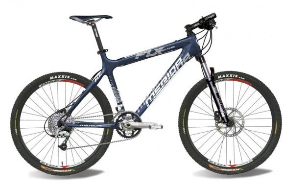 Горный велосипед Merida Matts Flx 900-d (2007)