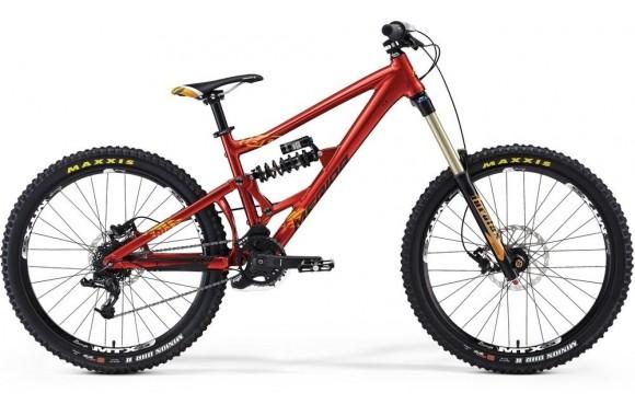 Двухподвесный велосипед Merida Freddy 5 (2014)