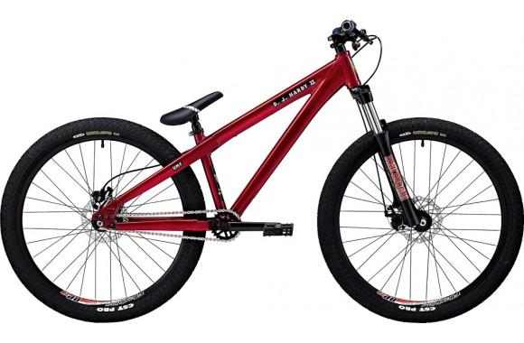 Экстремальный велосипед Merida HARDY DJ 2 (2012)