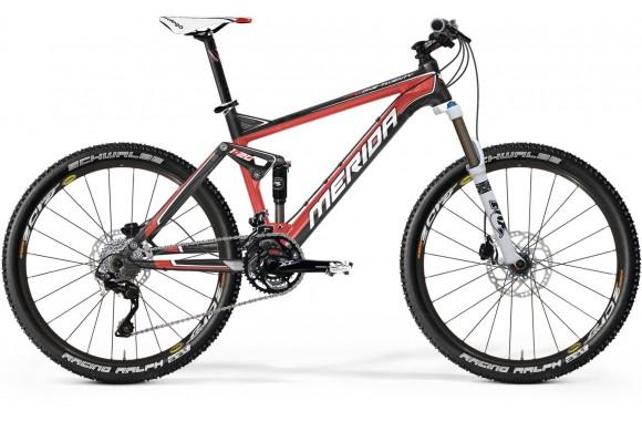 Горный велосипед Merida ONE-TWENTY CARBON XT-M (2013)