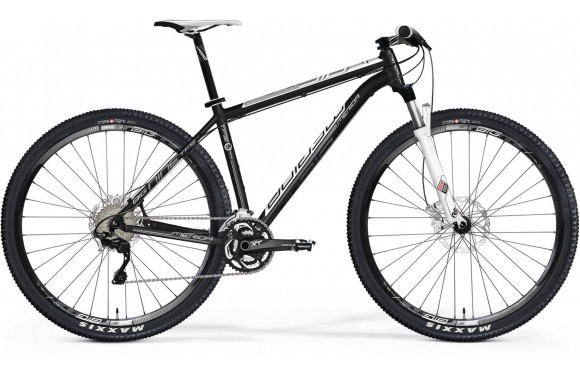 Горный велосипед Merida BIG.NINE TFS XT-EDITION (2013)
