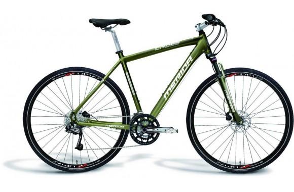 Городской велосипед Merida Crossway TFS 800-Sport-D (2009)