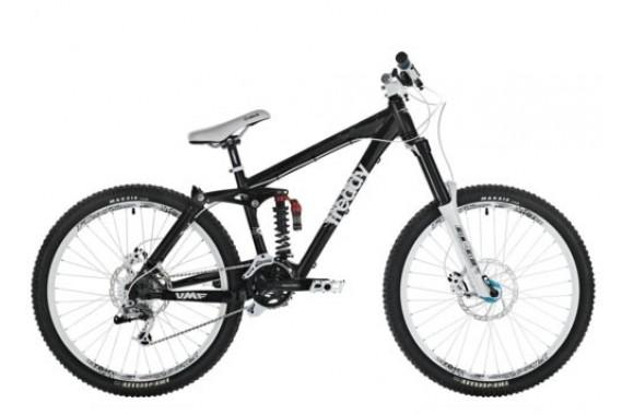 Двухподвесный велосипед  Merida FREDDY 2 Disc (2011)