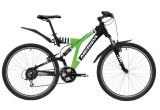 Двухподвесный велосипед Merida Fireball-v (2006)