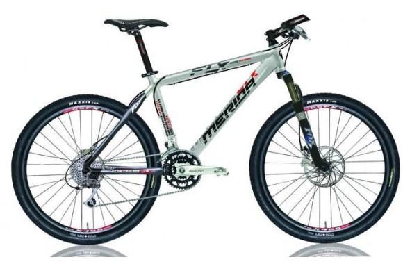 Горный велосипед Merida Matts Flx 3000-d (2007)