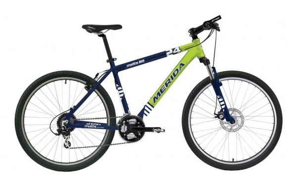 Горный велосипед Merida Matts 80-d (2006)