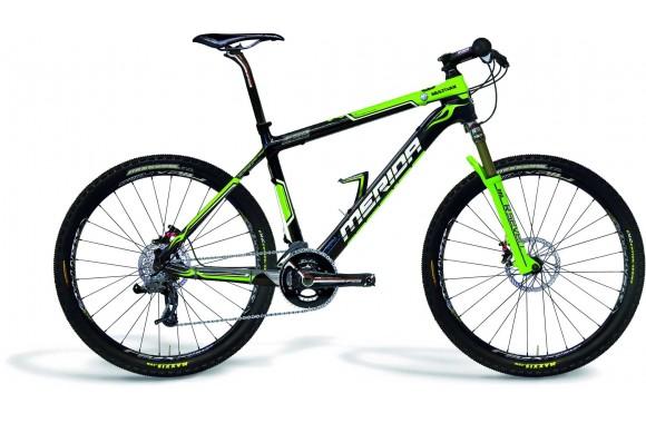 Горный велосипед Merida O.NINE Team-D (2010)