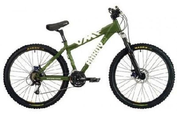 Экстремальный велосипед Merida Hardy 3 (2006)