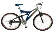 Двухподвесный велосипед Merida Gold Lion (2005)