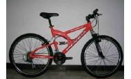 Двухподвесный велосипед Merida Full Suspension S3000 (2006)