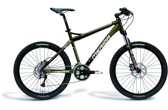 Горный велосипед Merida Matts TFS Trail 500-D (2009)