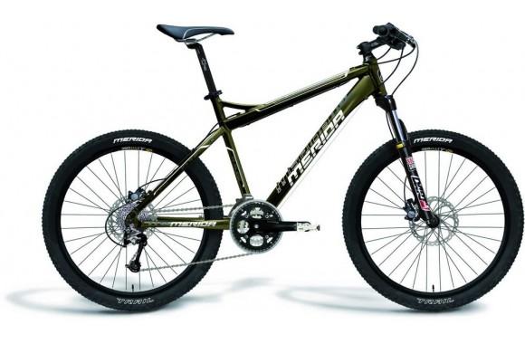 Горный велосипед  Merida Matts TFS Trail 500-D (2009)