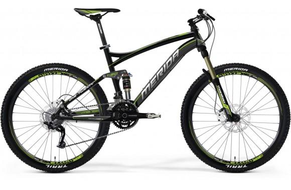 Двухподвесный велосипед Merida ONE-TWENTY 500 (2013)