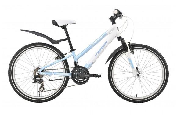 Подростковый велосипед Merida Dakar 624-V Girl (2012)
