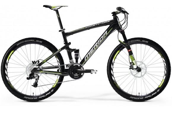 Двухподвесный велосипед Merida NINETY-NINE TEAM ISSUE (2013)