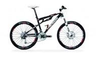 Двухподвесный велосипед Merida NINETY-SIX Carbon 3000-D (2011)