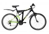 Двухподвесный велосипед Merida 2000-V (2011)