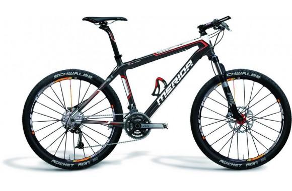 Горный велосипед Merida Carbon FLX 5000-D (2009)