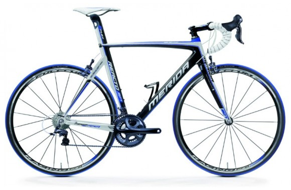 Шоссейный велосипед Merida Reacto 907-20 (2012)