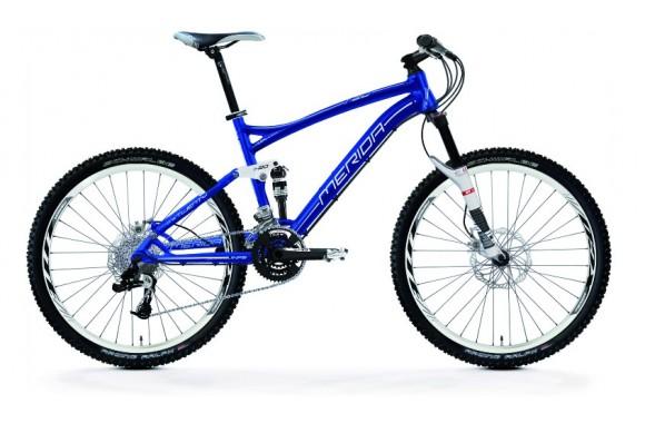 Двухподвесный велосипед Merida One-Twenty 1200-D (2012)