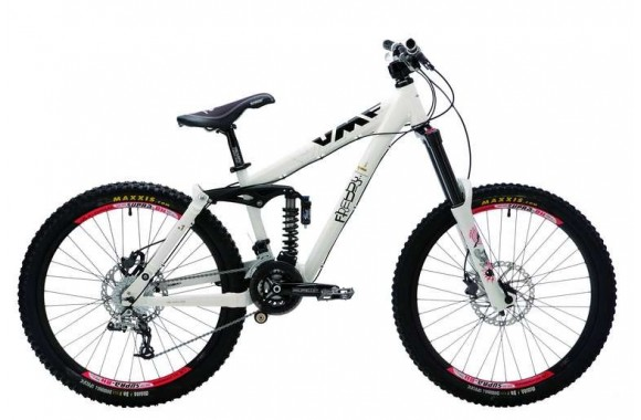 Двухподвесный велосипед Merida FREDDY 1 Team (2008)