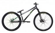 Экстремальный велосипед Merida Hardy Steel Team (2012)