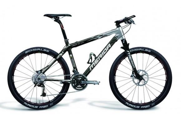 Горный велосипед Merida Carbon FLX 5000-DR (2008)