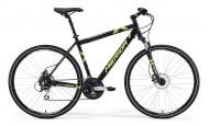 Комфортный велосипед Merida Crossway 20-D (2014)