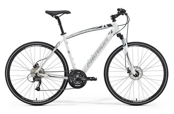 Комфортный велосипед Merida Crossway 40-D (2015)