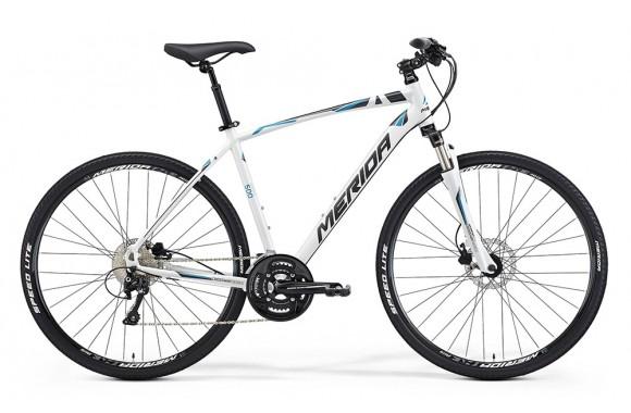 Комфортный велосипед  Merida Crossway 500 (2015)