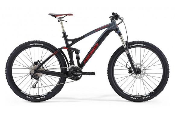 Экстремальный велосипед Merida One-Forty 7.500 (2015)