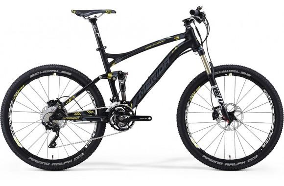 Двухподвесный велосипед Merida One-Twenty 3000 (2014)