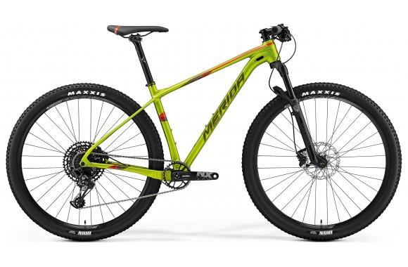Велосипед Merida Big.Nine NX Edition (2019)