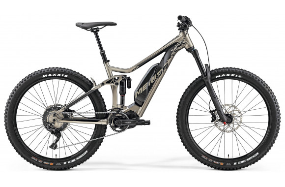 Велосипед Merida eOne-Sixty 800 (2019)