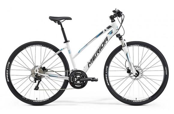 Женский велосипед Merida Crossway 500-Lady (2015)